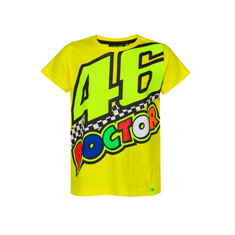 KID 46 DOCTOR T-SHIRT  1/3