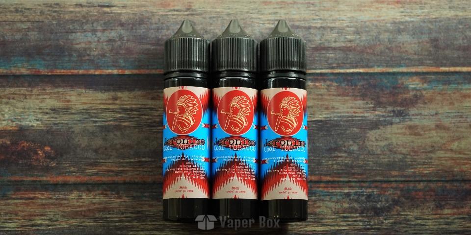 フィリピン産リキッド Mr. Moustache Ciggaro Cubano 乾燥タバコ風味 65ml