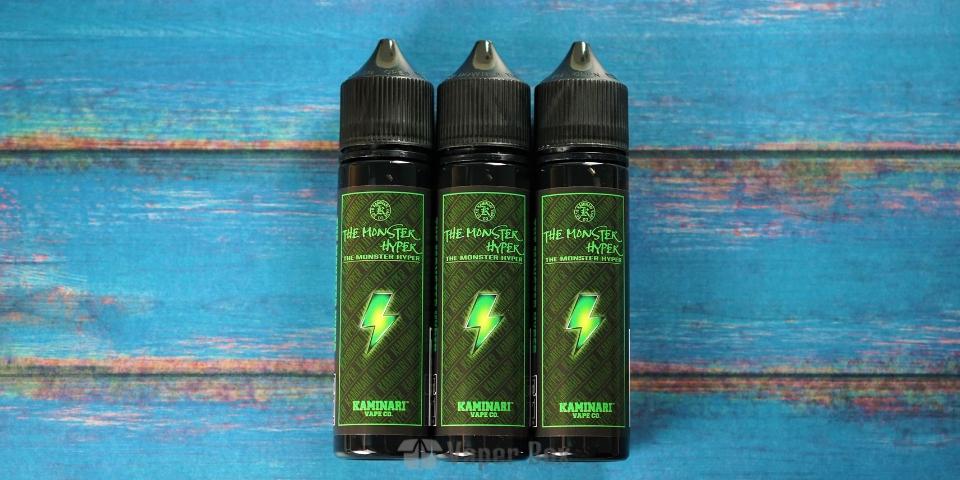 Yailabo E-Liquid Herbal Mint(ヤイラボ ハーバルミント) ユーカリミント&エルダーフラワー&数種のフルーツ風味 国産リキッド 60ml