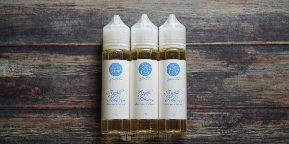 Yailabo E-Liquid Honey Fig Tobacco(ハニーフィグタバコ) はちみつ&イチジク&タバコ風味 国産リキッド 60ml