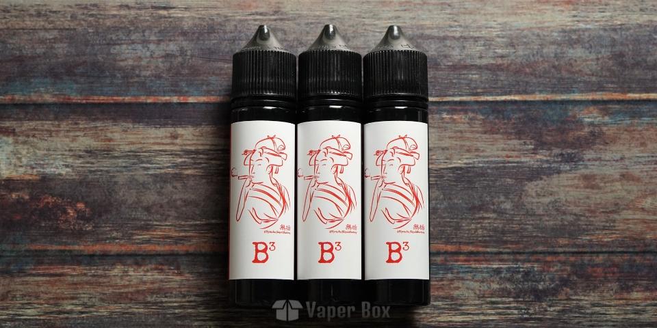 アメリカ産リキッド Beantown Vapor Pearana 洋ナシ&バナナ&クリーム風味 60ml