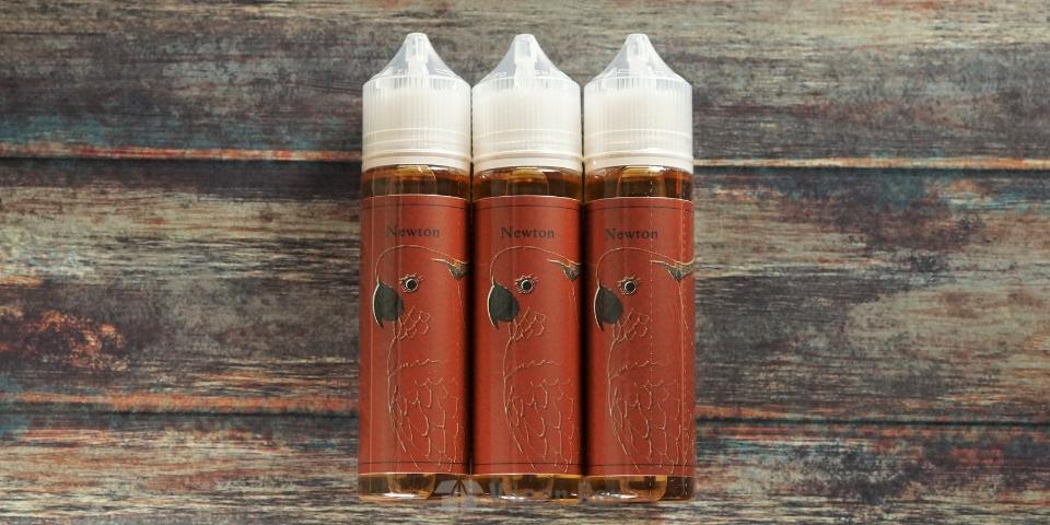 BaksLiquidLab. Potter(ポッター) 林檎&シナモン&パウンドケーキ風味 国産リキッド 60ml
