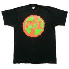 [USED]80-90s Public Image Limited T-SHIRT P.I.L 9