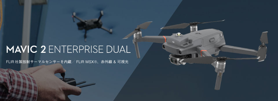 Mavic Enterprise DUAL
